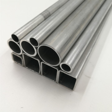 Round Smooth Aluminum Welded Tube