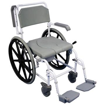 Shower Commode Chair with 24