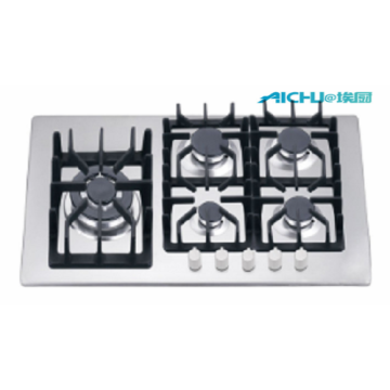Prestige Built In Hob 5 Burners Gas Stove