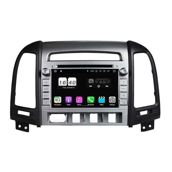 Android 8.1 car entertainment for Santa Fe  2006-2011