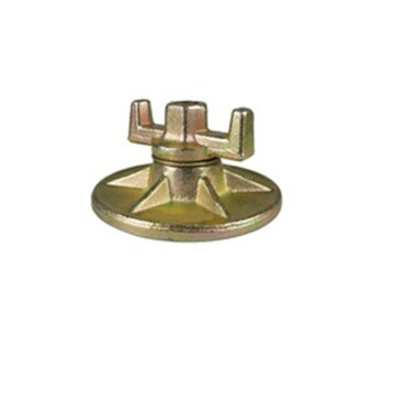 Scaffolding Construction Formwork Wing Nuts Slope Plate