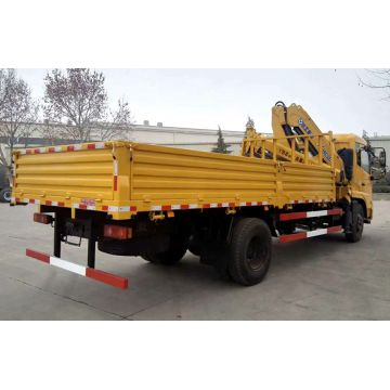 2019 Dongfeng 5Tons Articulated Top Lift Crane Trucks