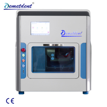 5 Axis zirconia dental cnc milling machine
