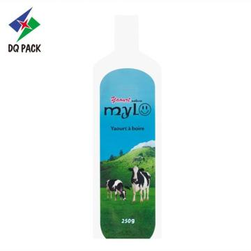 Injection Pouch For Liquid Milk Packaging