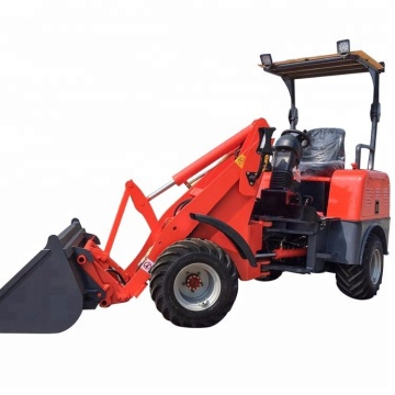 HULK Electric Front end Loader CE ROPS
