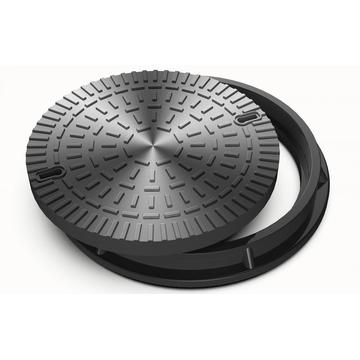 D400 SMC Circular  Lockable Manhole Covers