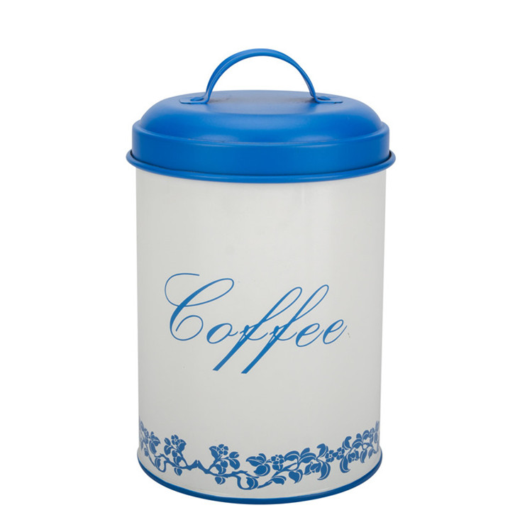 Metal Coffee Canister