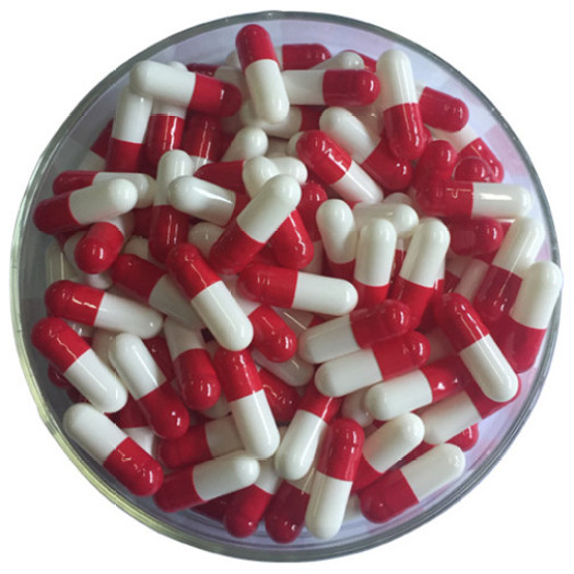 medicinal grade clear gelatin hard empty capsules