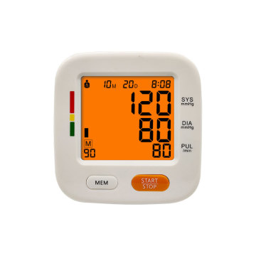 Full Automatic Digital Upper Arm Blood Pressure Monitor
