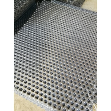 Metal Sheet With Hole