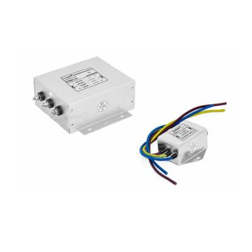 Passive Low Pass Three Phase Output Inverter Filter