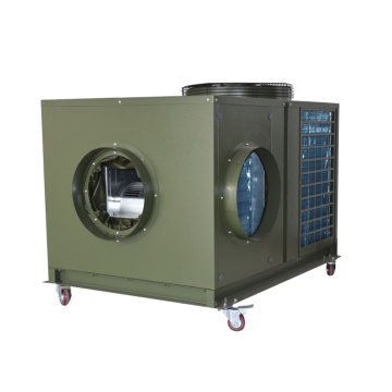 Working Tent air cooling & Heating System
