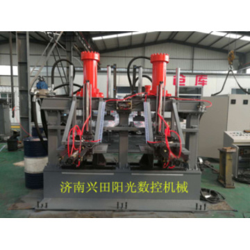 CNC Steel Bar Bending Hoop Machine