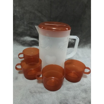 Plastic Water Jug Set With Food Grade Kettle
