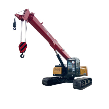 YCC-250-5 model crawler crane for sale