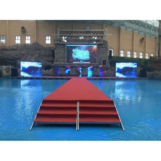 Outdoor LED Display Module with 250x250mm