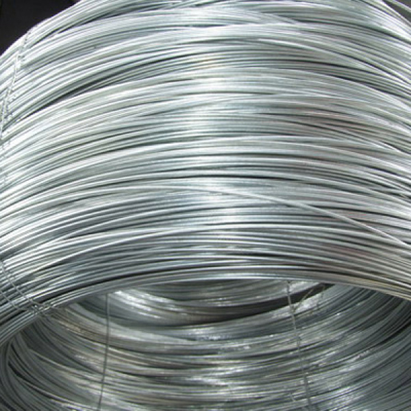 Zinc metalizing pure Wires