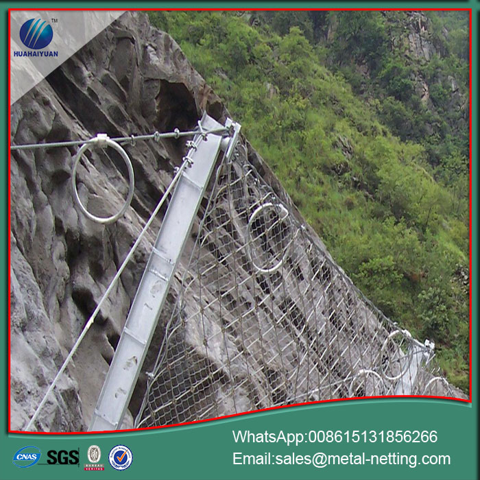 rockfall barrier fence export rockfall net