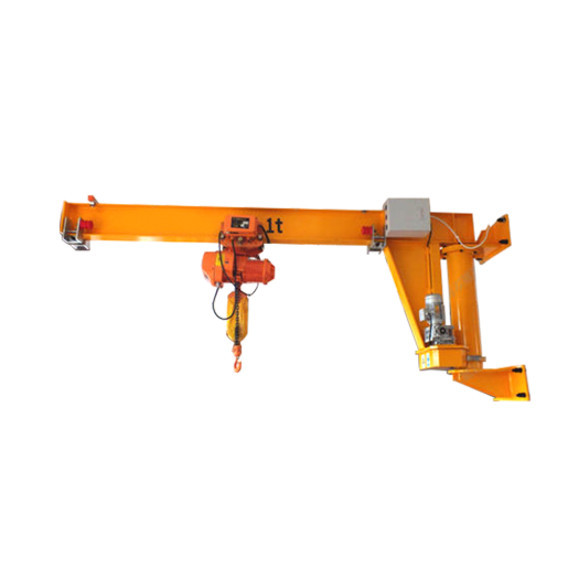 Wall mounted 3 ton jib crane