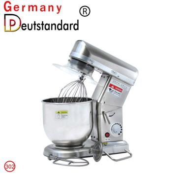 Commercial 7L churros mixers churros maker