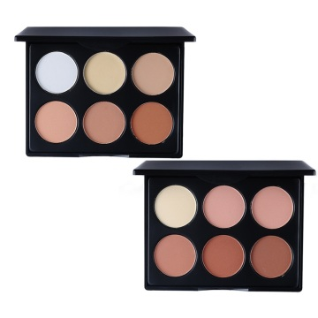 Private Label OEM multicolor Bronzer blusher palette
