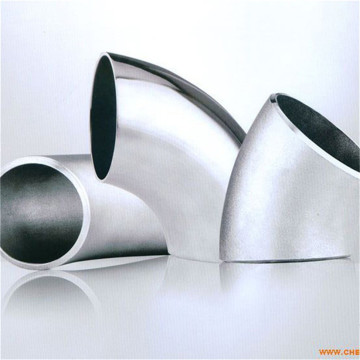 High Quality Butt Welded Pipe Fitting Elbow