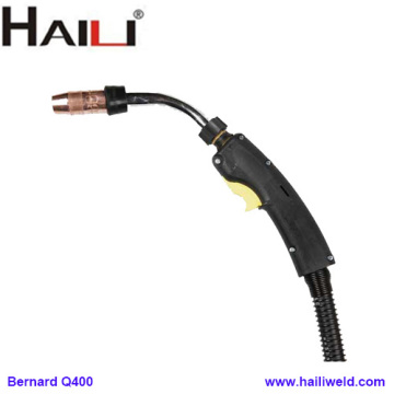 Bernard Q400 Air cooled MIG welding torch