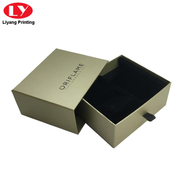 Drawer Slide Wallet Packaging Small Decorative Gift Boxes