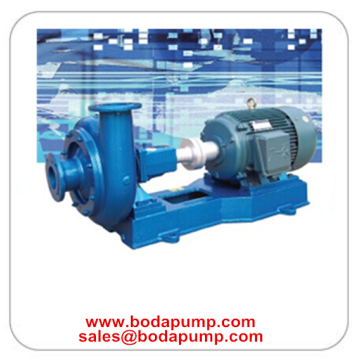 horizontal sewage pump /waste water pump