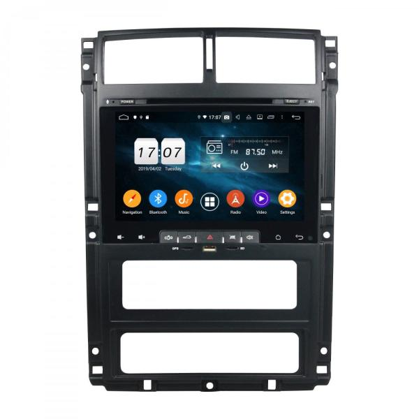 car stereo for PG405