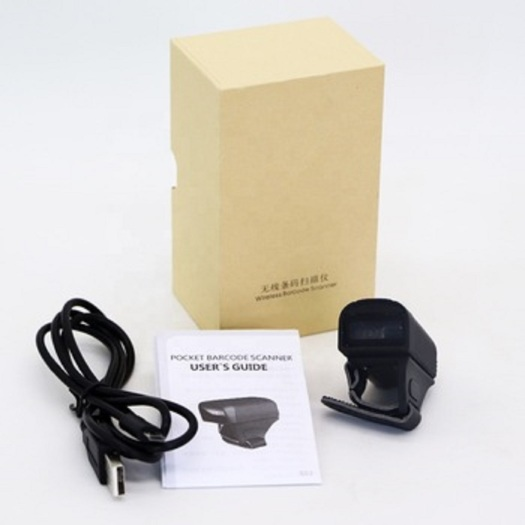 Mini Portable Bluetooth google barcode scanner 2D