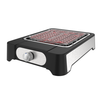 Portable Electric Indoor Barbecue Grill