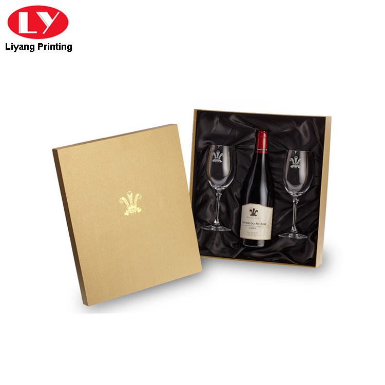 Cardboard Gift Wine Boxes