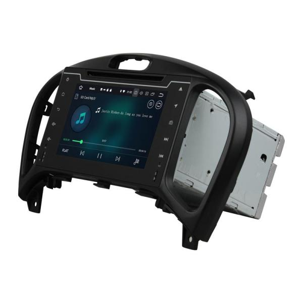 Nissan JUKE android car audio systems