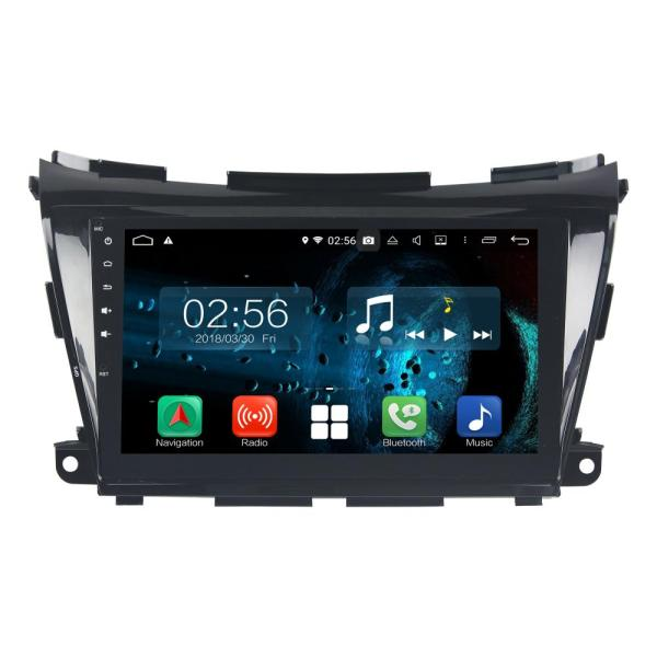 android 7.1 car navigation system for Morano 2015