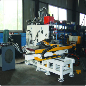 CNC Plate Steel Punching Machine