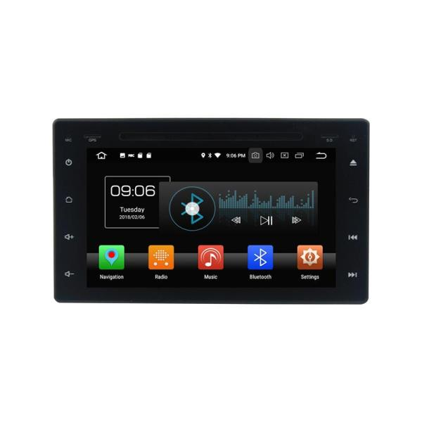 Hilux android multimedia systems with navigation