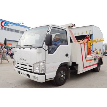 Brand New ISUZU 3tons Heavy Wrecker Tow trucks