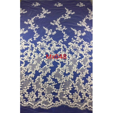 Flower Lace Fabric for Wedding Dresses