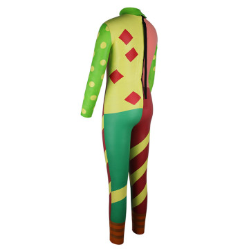 Seaskin Boys Green YKK Zipper Diving Wetsuits