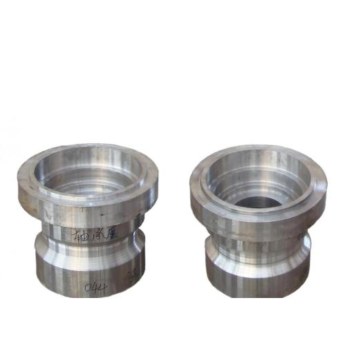 Forged steel bearing block