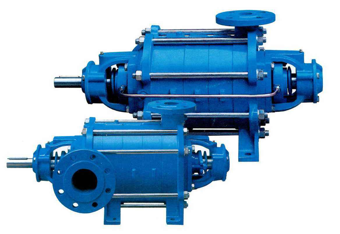 D type explosion-proof horizontal multistage pump 1