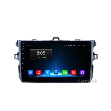 Octa core android car playr for Corolla