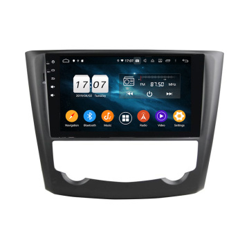 Kadjar 2016 car dvd player touch screen
