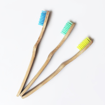 ECO Bamboo Toothbrush Personalized Customization