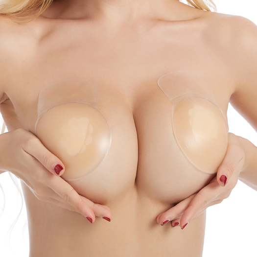 Reusable Adhesive Thin Pure Silicone Pasties