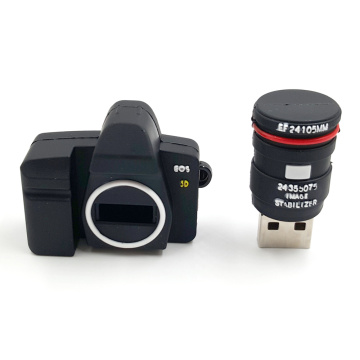 Camera Shaped Usb Flash Drive