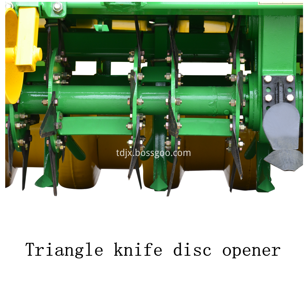 drill seed planter