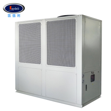 150HP single screw  type Air cooled chiller
