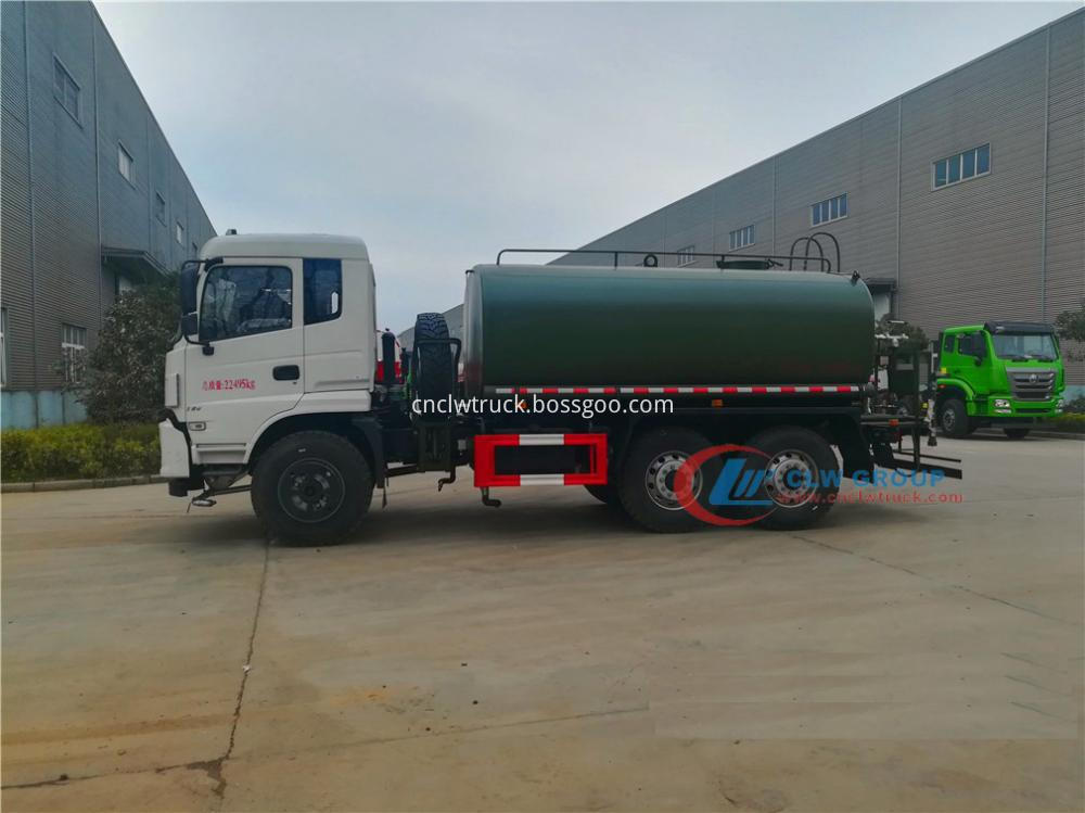 All Wheel Drive Water Truck 2